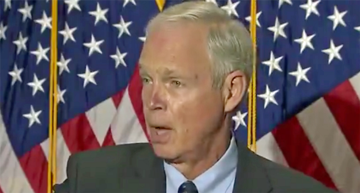 Republican former congressman says GOP will continue to fan the flames of violence to rake in more cash