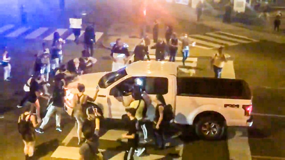 Trump supporters are attacking and killing Black Lives Matter protesters — and getting away with it