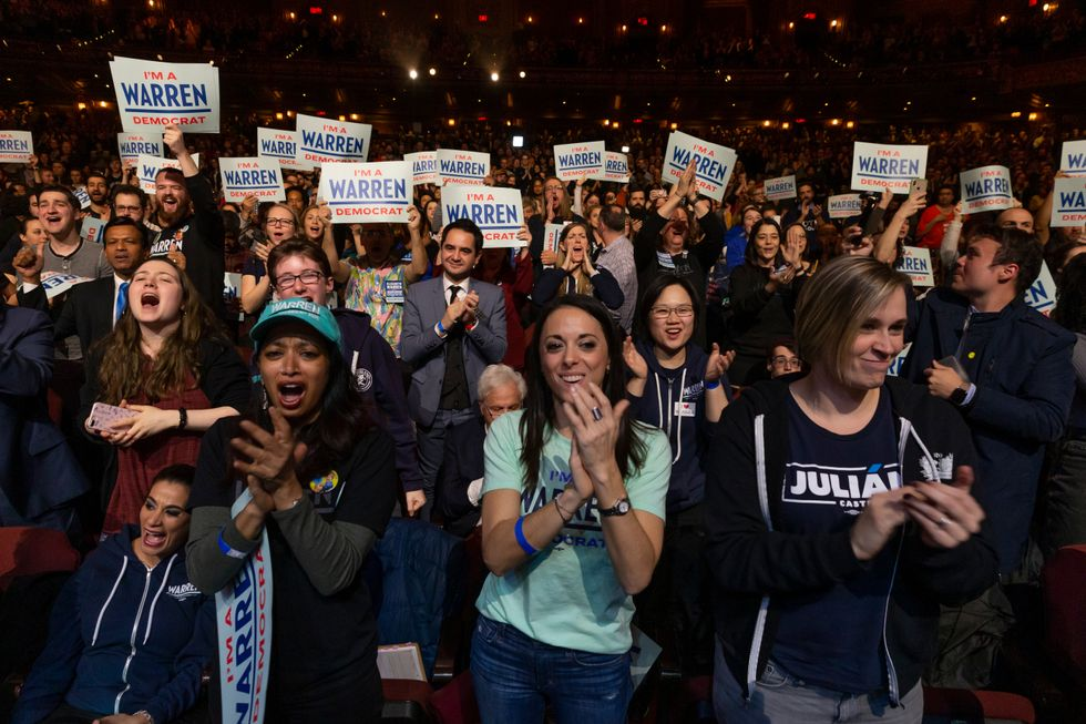 'Democrats are angry': Polling shows a 'massive blue wave' is rising in America's cities