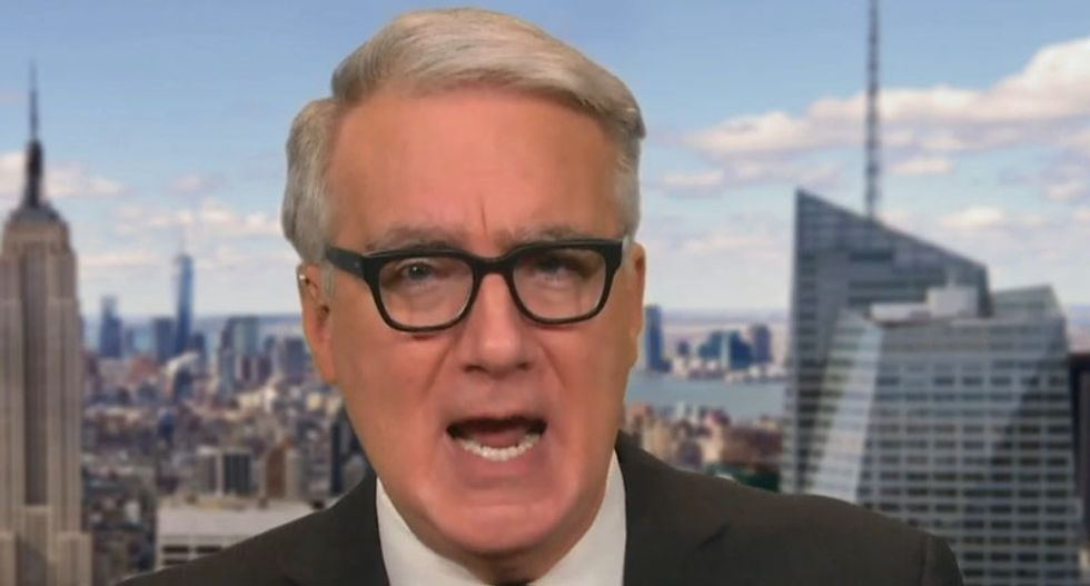 'He blew it!' Keith Olbermann erupts over Trump's 'stupid and dull' debate performance -- 'the oxygen of his rise to power was gone'