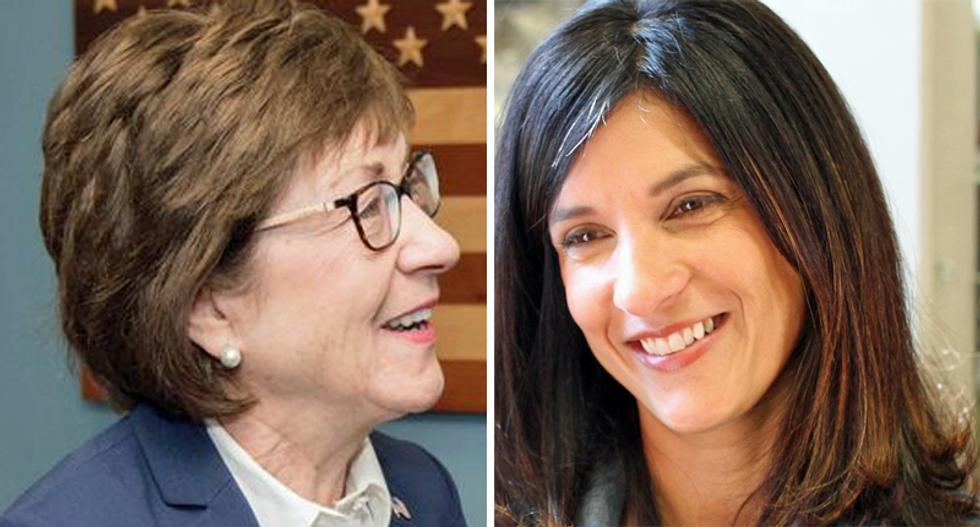 Susan Collins will keep her Senate seat -- Democrat Sara Gideon concedes: 'We came up short'