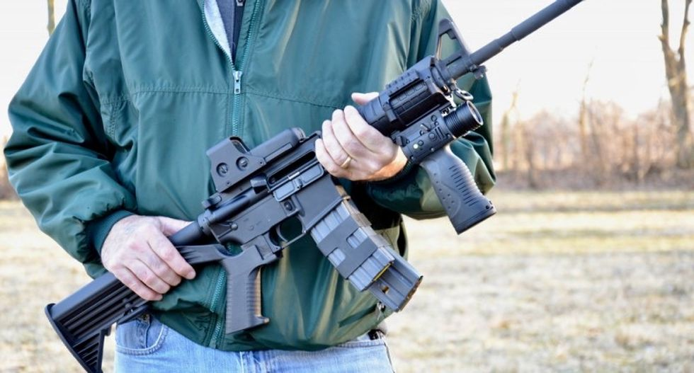 Gunmaker stocks drop after Dick's Sporting Good bans AR-15 sales -- while Dick's share prices rise
