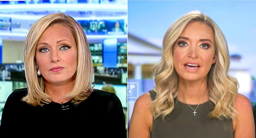 Kayleigh McEnany defends 'brilliant' Trump for holding rallies amid COVID surge: 'His plan is working'