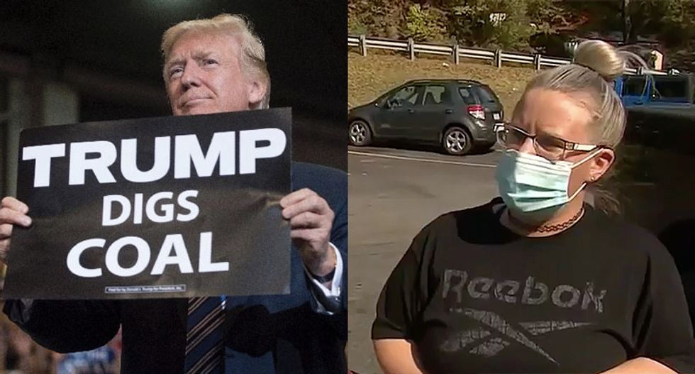 West Virginia voter said she expected Trump to help with coal miner jobs — but he's done nothing