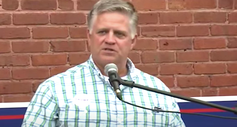 GOP congressman tests positive for COVID-19 three days after attending 'MAGA Meet up' event