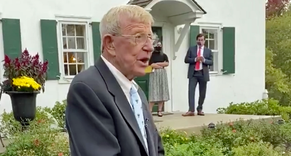 Trump to bestow Lou Holtz with Medal of Freedom -- he announces while campaigning in Pennsylvania: report