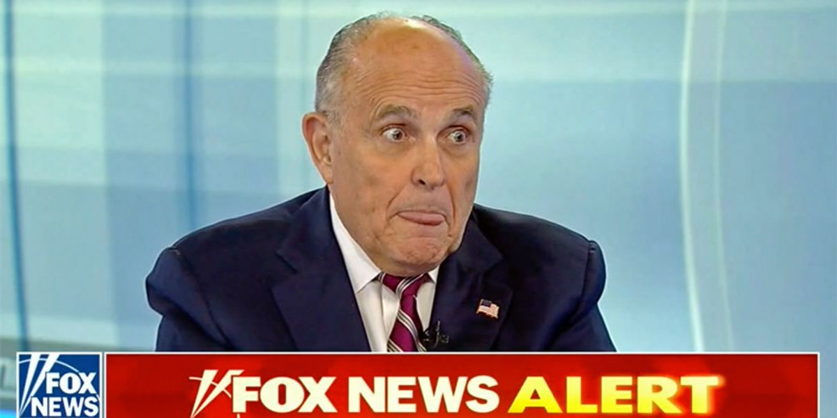 Giuliani given until Wednesday to retract Lincoln Project defamation in brutal letter from attorneys