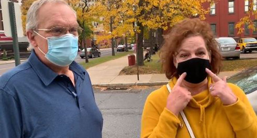 WATCH: Former Trump voters explain what sent them over the edge -- and got them to back Biden