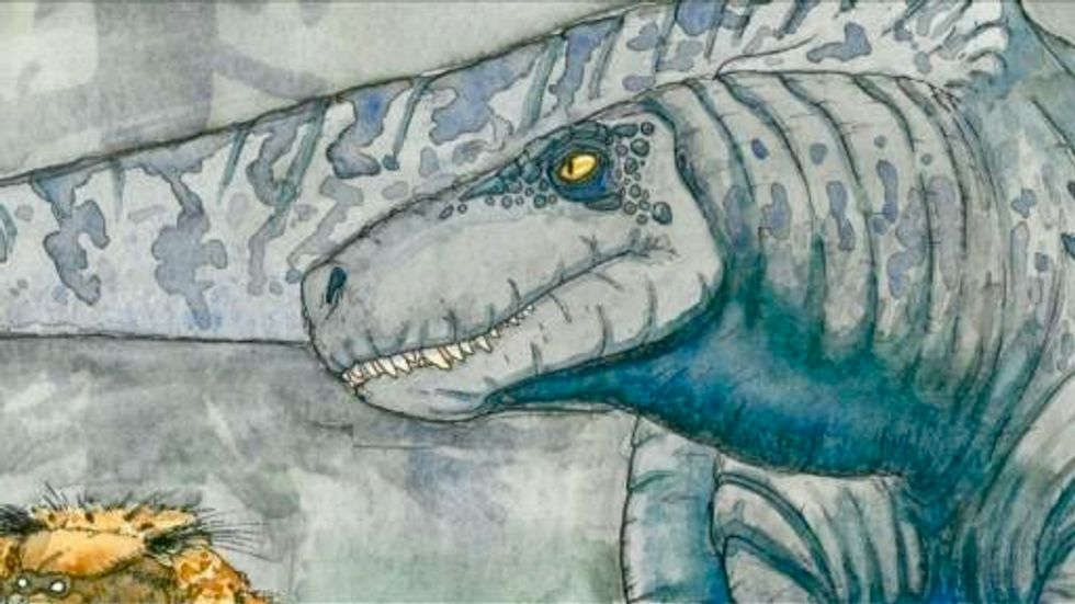 Artist-scientist breathes new life into ancient fossils