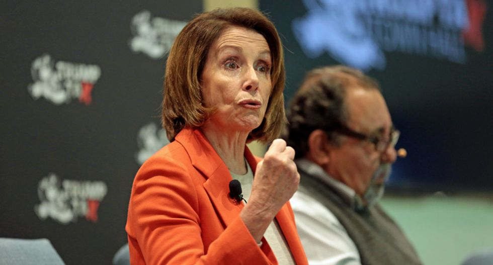 Pelosi dunks on Trump after his top commerce official callously shrugs off the pain shutdown is causing