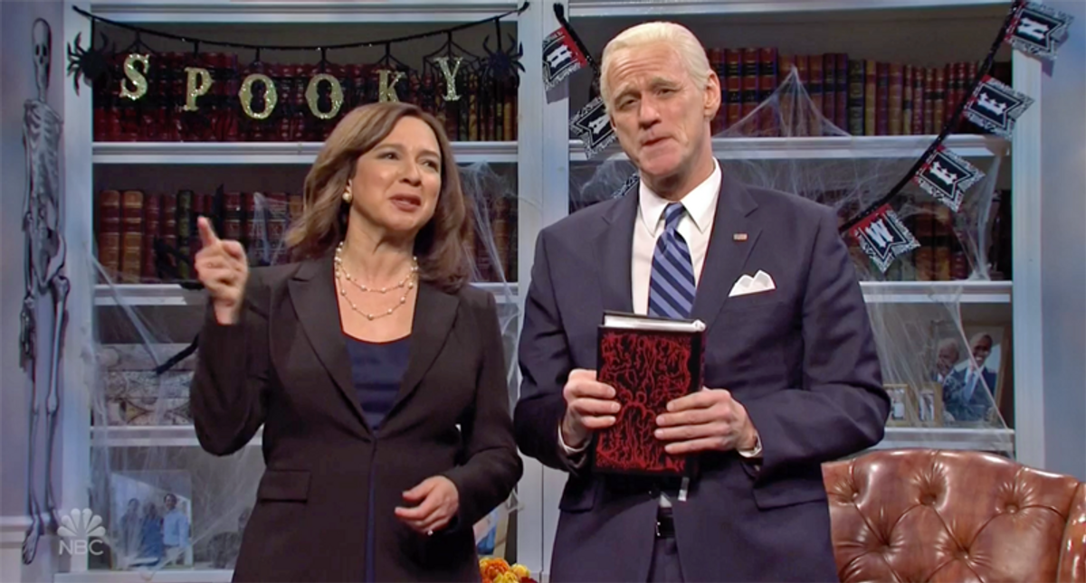 George Conway unveils the 'perfect' SNL skit for the Biden era
