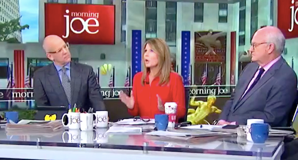 'There's more to come from this creep': MSNBC panel disturbed by Roy Moore's remarks to Sean Hannity