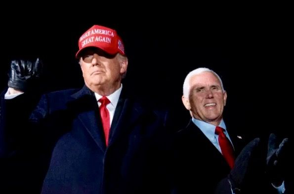 Pence 'angry' at Trump for repaying his loyalty with betrayal: GOP senator