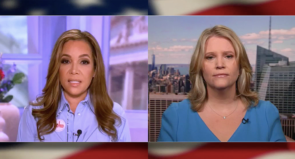 Ex-Bush official explains to The View why North Carolina is the state to watch tonight
