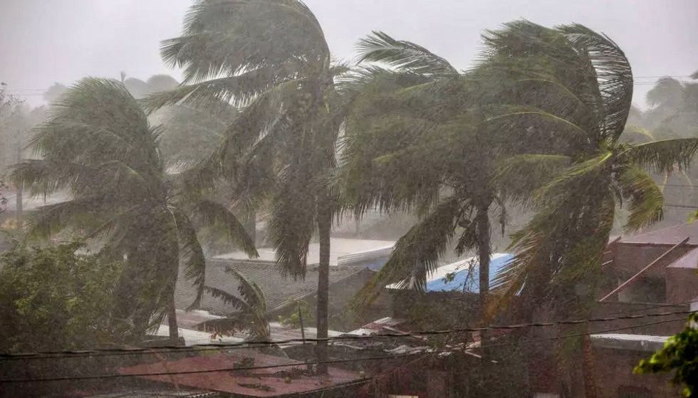 Furious Category Four hurricane Eta smashes into Nicaragua