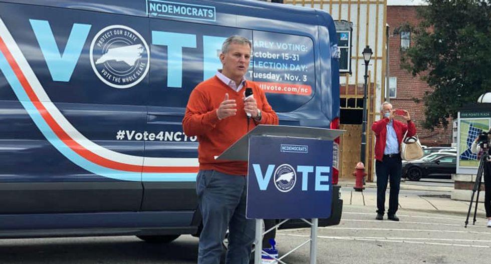 'They want to steal your vote': North Carolina AG warns of 'illegal' robocalls 'spreading misinformation'