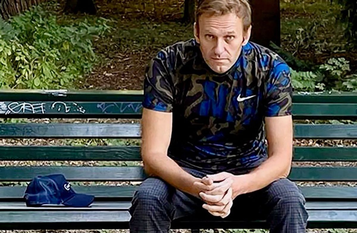 Russia suspects policeman in new data leak case over Navalny poisoning