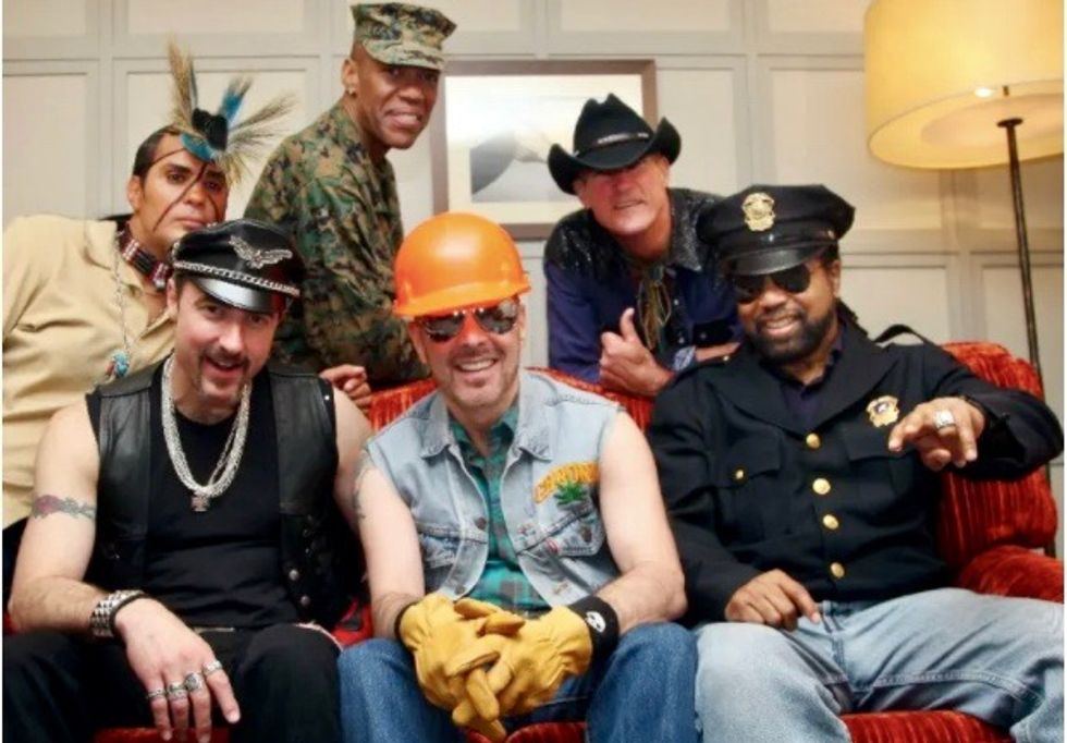 Trump campaign faces legal action for using Village People song at rallies