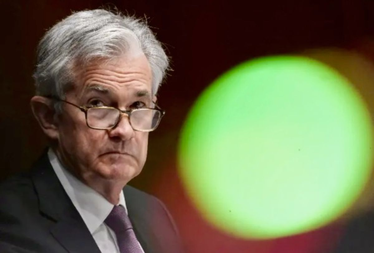 Fed's Jerome Powell downplays inflation fears, pledges to keep rates low