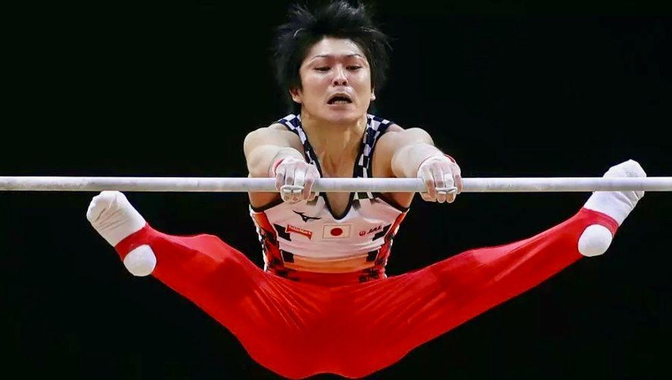 'Litmus test' - Olympic host Tokyo holds international gymnastics meet