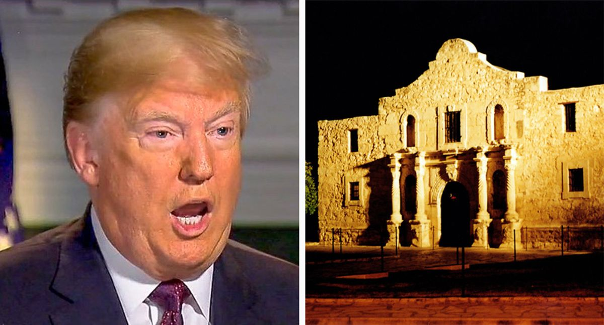 Republican worries about GOP 'crazy people': Trump has 'made them think this is the Alamo'