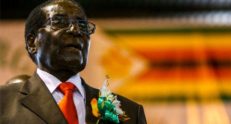 Zimbabwe President Mugabe: Liberation hero turned despot