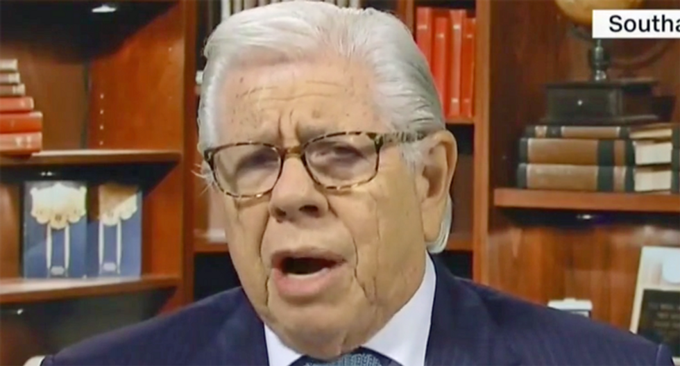 Carl Bernstein warns Trump has caused a 'genuine national security crisis' for America