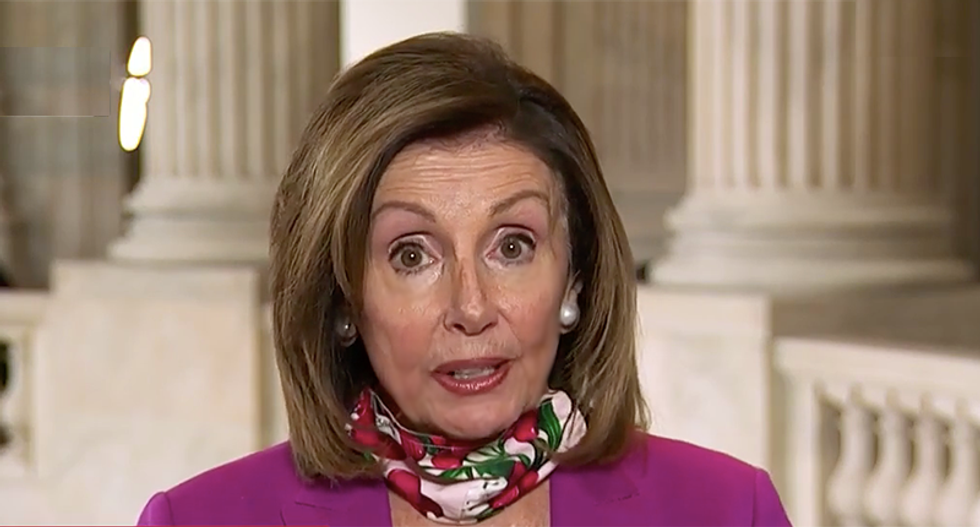 'People in need can't wait': To put onus on senate GOP, progressives urge Pelosi to take $1.8 trillion COVID relief package