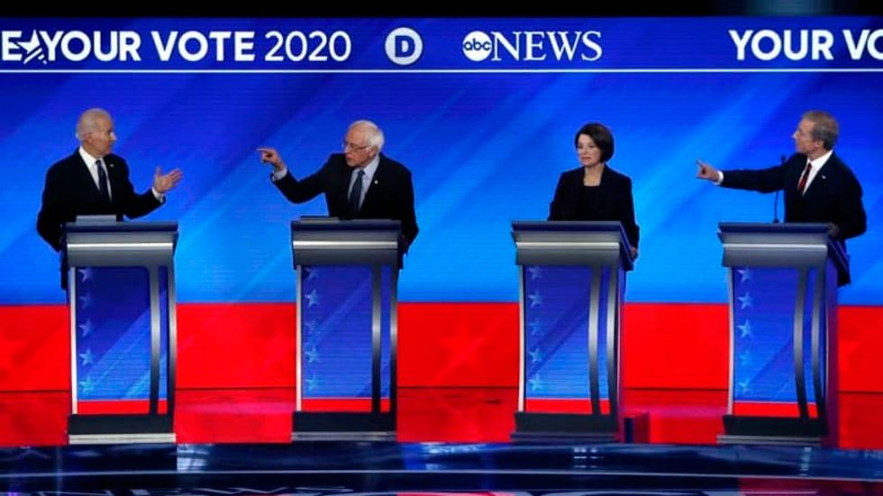 The Democrats' delegate-selection system has a primary flaw that's leading them to a stalemate