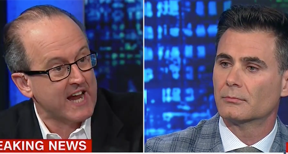 CNN panel goes off the rails when Trump surrogate calls sexual assault nothing but 'guy talk'