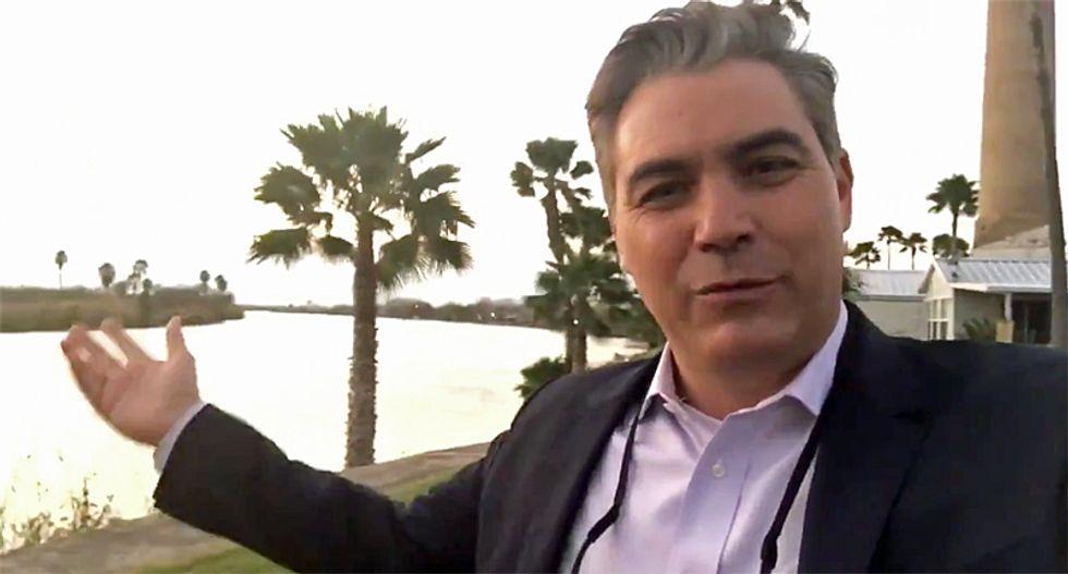 CNN's Jim Acosta brutally schools Trump on the Constitution