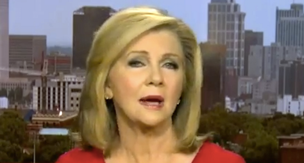 GOP's Marsha Blackburn dodges question about Trump's conduct: 'We want to finish up this impeachment'