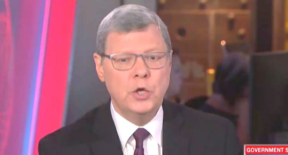 'Spinelessness is contagious': Conservative commentator clobbers Republicans' failure to stand up to Trump