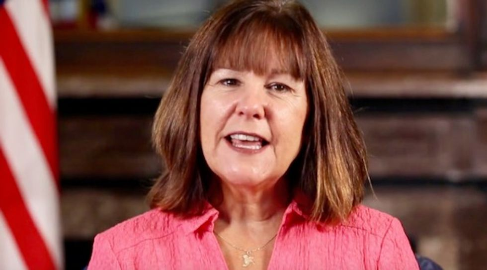 Karen Pence is teaching at a school that bans anyone who is LGBT or students with LGBT parents