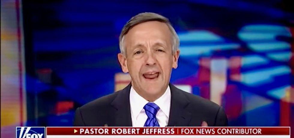 Trump's top religion advisor: Democrats do not worship Jesus they worship demon god 'Moloch'