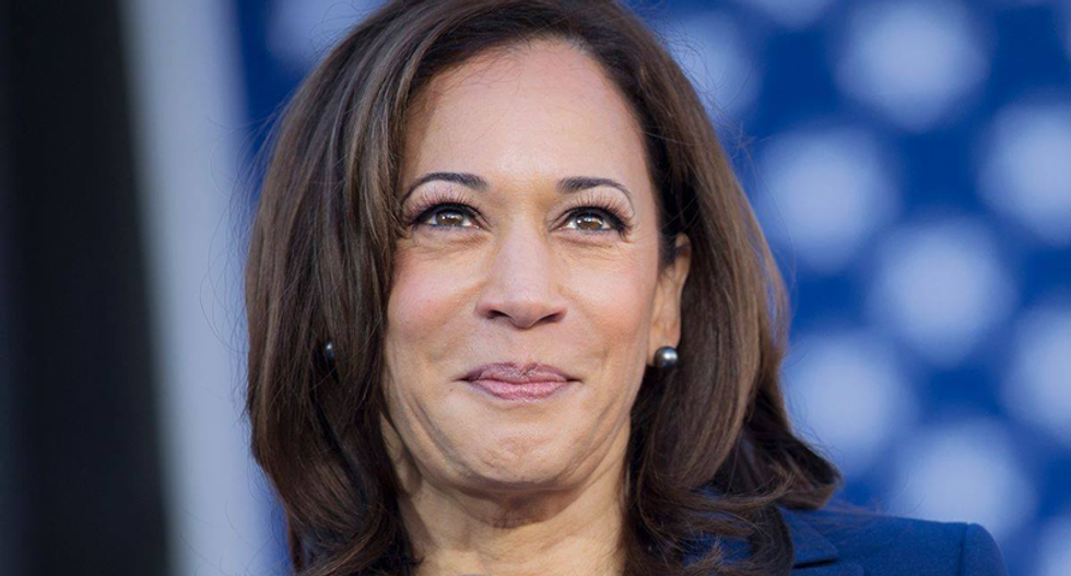 Desperate Trump can't make Joe Biden scary to his base -- so he's pretending Kamala Harris is the real candidate: report