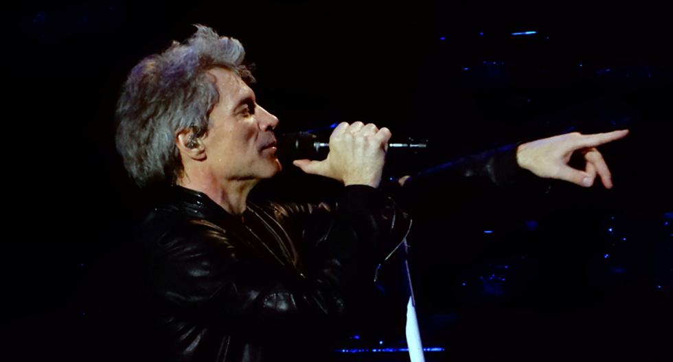 Jon Bon Jovi to campaign for Biden during major Pennsylvania campaign swing: report
