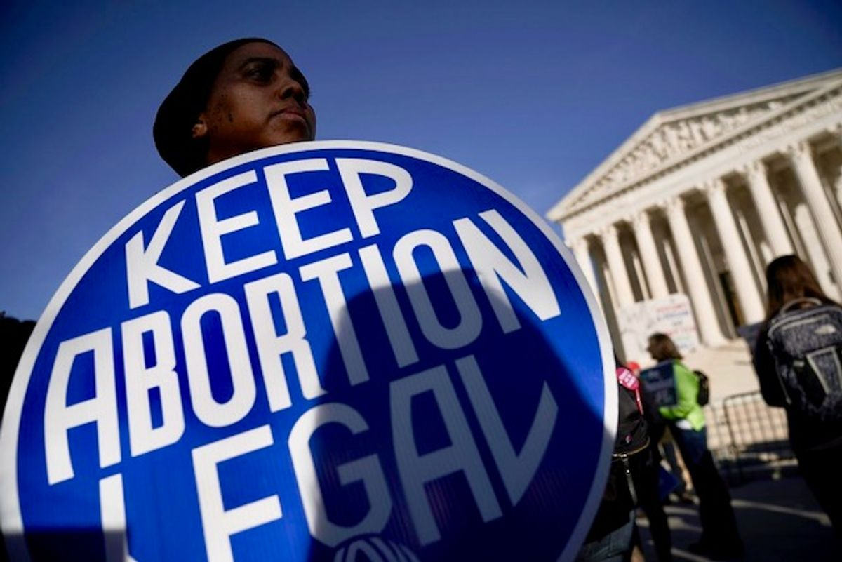 Looming Texas law would allow anti-choice 'vigilantes' to sue anyone who 'aids or abets' an abortion