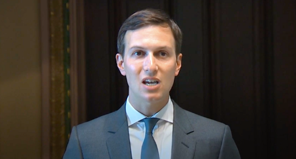 'Idiot' Jared Kushner mocked by Trump allies as president's campaign swirls down the drain