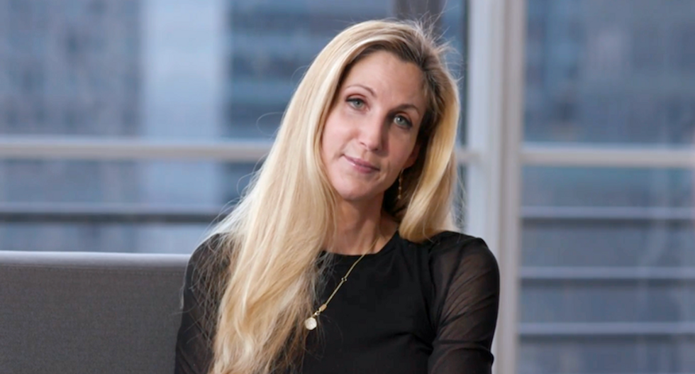 Ann Coulter mocked for trusting 'conman' Trump: 'Like marrying the person you cheated with'