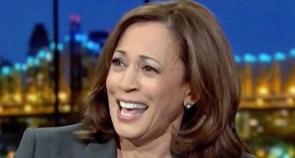 Kamala's family ridicules 'idiot' Trump for comments on Sen. Harris at Virginia rally