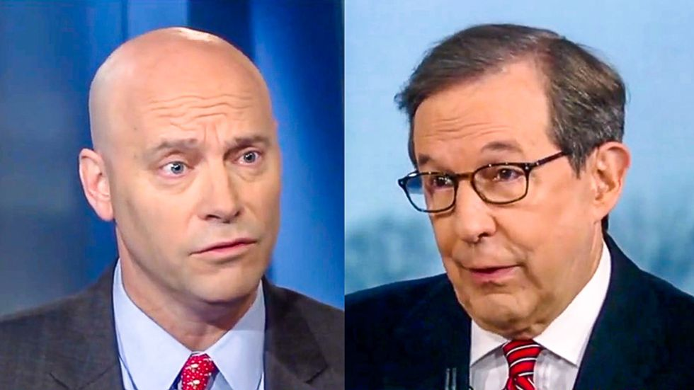 'You talk about morality': Chris Wallace corners Pence aide after 'imbecile' Trump says Dingell burning in hell