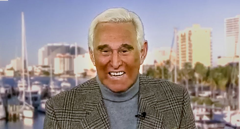 Roger Stone vows to ignore lawyers and keep talking at trial: 'I won't plead the Fifth Amendment'