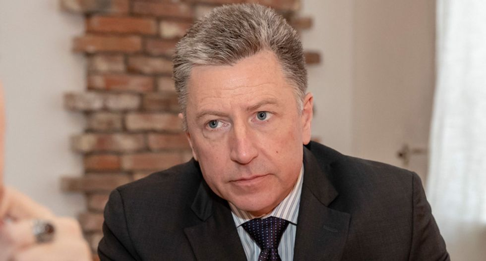 Here are 5 things you need to know about Kurt Volker's Ukraine leaks testimony