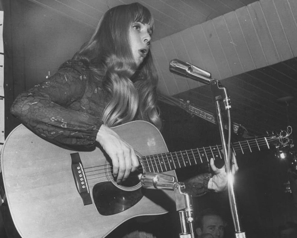 'Laurel Canyon' docuseries a deep dive into Joni Mitchell, the Eagles and more in '60s and '70s L.A. scene