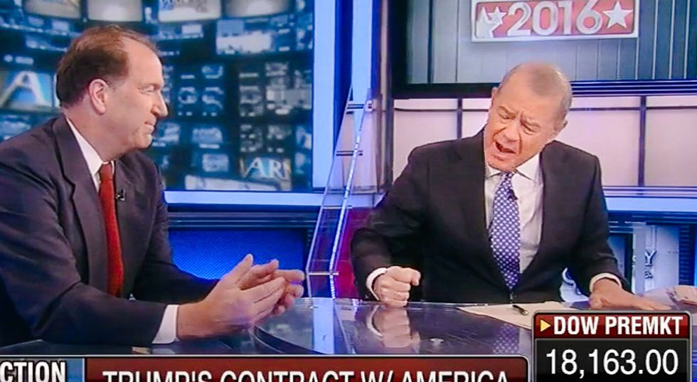 'The problem is your candidate': Ultra-conservative Fox host explodes over Trump's losing campaign