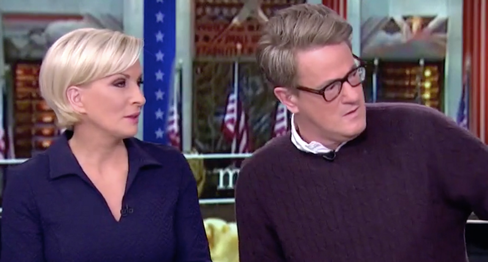 'He thinks they're stupid': Morning Joe hosts rip Bannon's 'depressing' remarks to Alabama voters