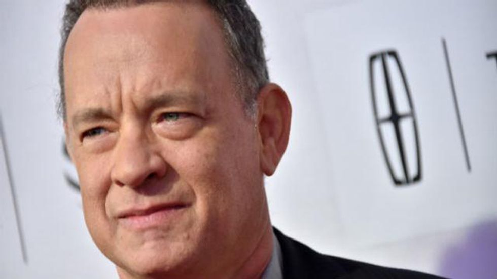 Tom Hanks' blood to be used for coronavirus treatment research
