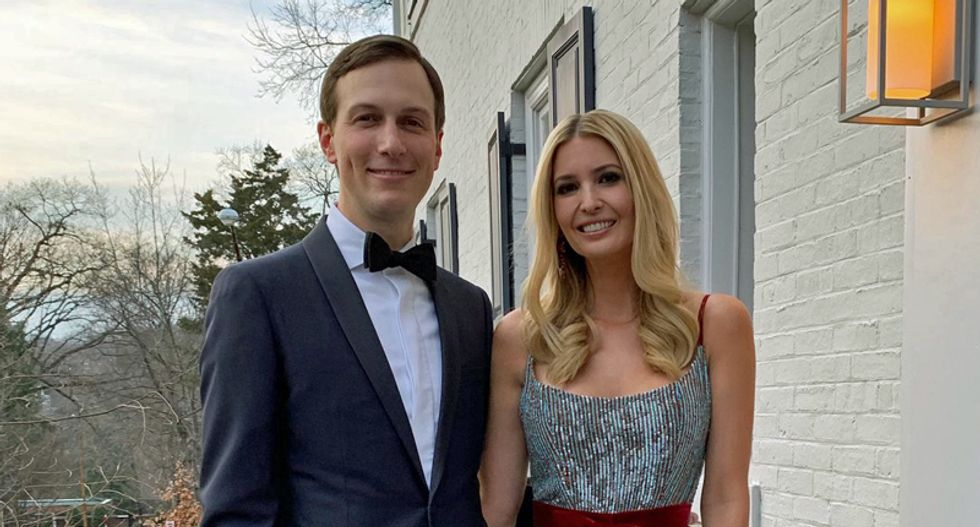 Jared and Ivanka fought to boot Mike Pence to save GOP's 2020 ticket from defeat: Ex-Trump official