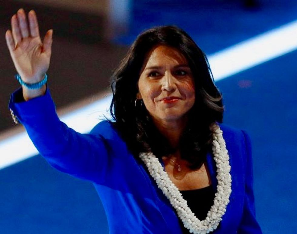 Peculiar New Hampshire Trump supporters are taking a hard look at voting for Tulsi Gabbard